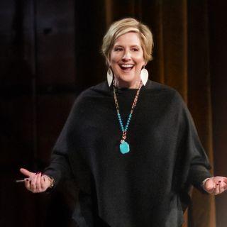 Brené Brown ci spiega come 'trovare il coraggio' nella paura...