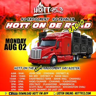 Hott Kadooment (August 2nd 2021)