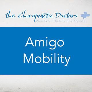 Amigo Mobility | Chris Spanding