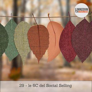29 - Le sei C del Social Selling