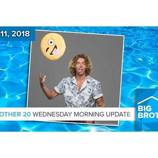 Big Brother 20 | Wednesday Morning Live Feeds Update July 11