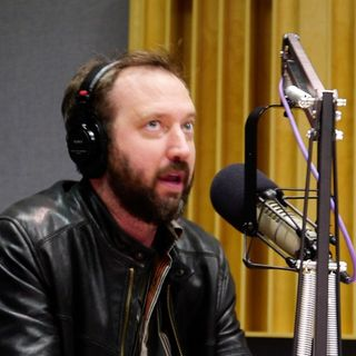 Tom Green From Hulu's Coming To The Stage