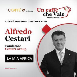 Alfredo Cestari: La mia Africa