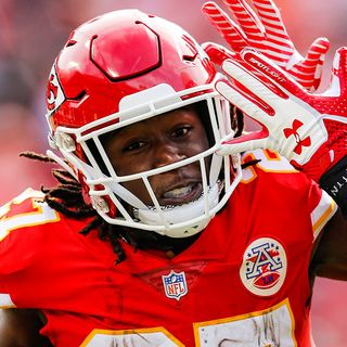 Kareem Hunt, Cut Following Domestic Abuse Allegations, Drafted By Browns