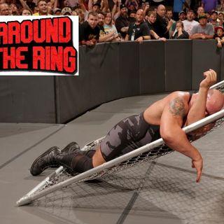 ATR # 112: Reigns Fires Back; Strowman Throws Big Show Through a Cage