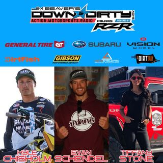#370 – Kyle Chisholm, Tiffany Stone, & RZR's Evan Schendel On Air!