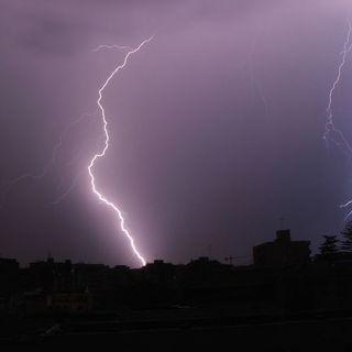 Nuovamente in arrivo rovesci e temporali intensi: alert giallo fino a sabato mattina