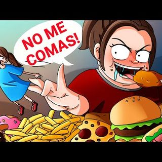 Mamá No Para De Comer