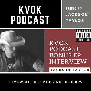 Jackson Taylor Podcast Interview