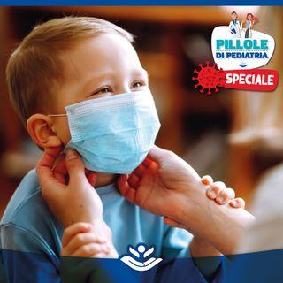 Nuovo Coronavirus, le mascherine per i bambini