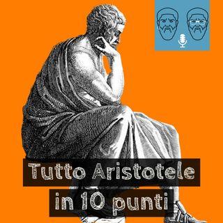 Tutto Aristotele in 10 punti
