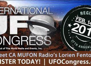 International UFO Congress 2018 | Live Broadcast with UFO Speakers