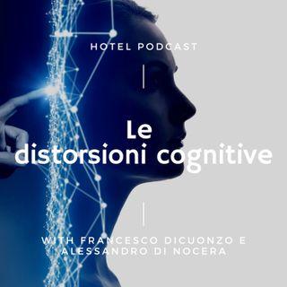 14. Le distorsioni cognitive