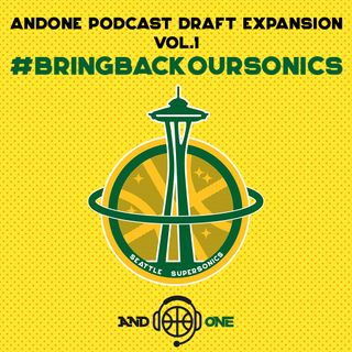The ANDone Expansion Draft parte 1 -  ep 115