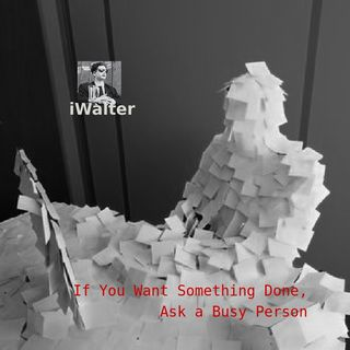 """iWalter - """"Busy People"""""""
