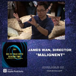 Byte Director James Wan On Malignent