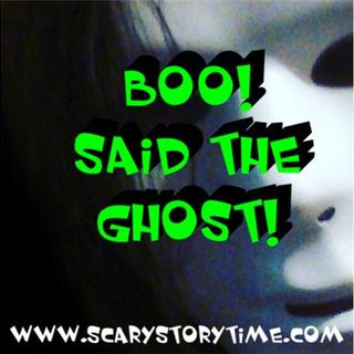 Boo Said the Ghost