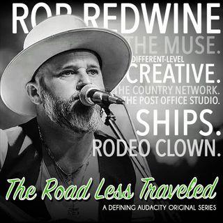 Rob Redwine: A different-level creative