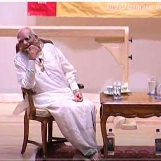 B.K.S Iyengar Question & Answer Session