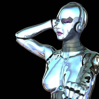 Electronic MGTOW: The Coming Of The Lovedroids