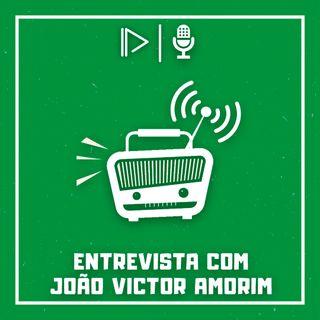 João Victor Amorim: futebol, paixão, rádio e internet - #NaMarcaEntrevista01