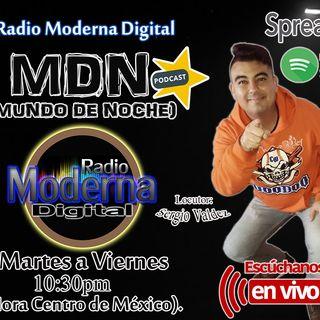 #MundoDeNoche (locutor Sergio Valdez)