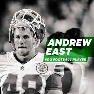 Redirected: Embracing the Unexpected with NFL Long-Snapper Andrew East [Episode 1]