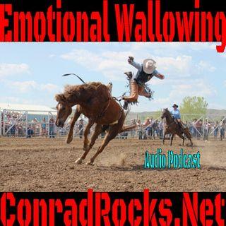 Emotional Wallowing #DoesNotRock