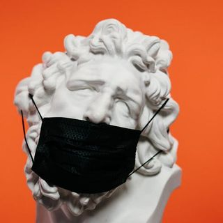 Coronavirus Mask Wearing The New Norm