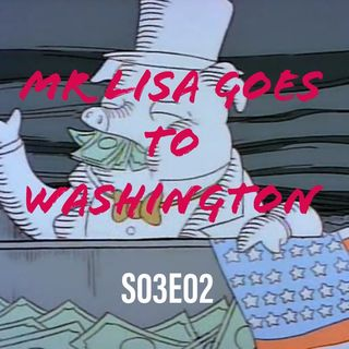 2) S03E02 (Mr Lisa Goes to Washington)