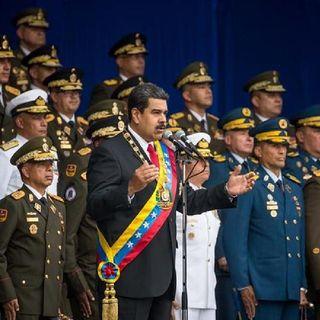 Tratan de asesinar a Nicolás Maduro