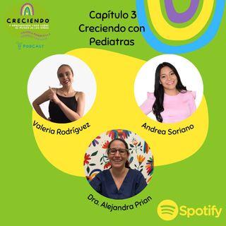 Capítulo #3: Creciendo con Pediatras