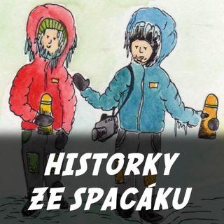 """1. Historka ze spacáku: Jak mi omrzl famfrlík aneb """"rekreační výprava"""" do polárního Laponska"""