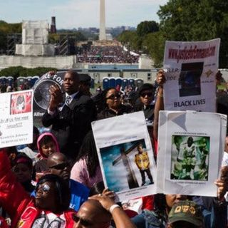 Million Man March was for today