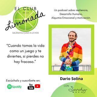 Episodio 33: Dario Solina, díselo a un payaso.