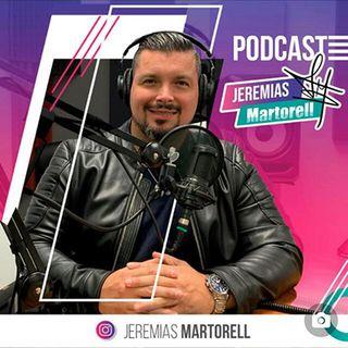 Compositor productor cantante Ronald Rip en el podcast de Jeremias Martorell Resumen