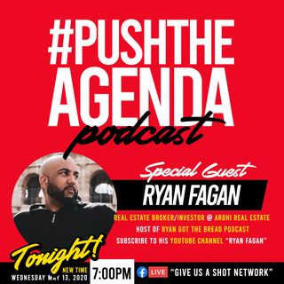Ryan Fagan - Real Estate Investing, Legacy & Wealth Building, and Africa