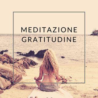 Giorno 1: Meditazione della Gratitudine