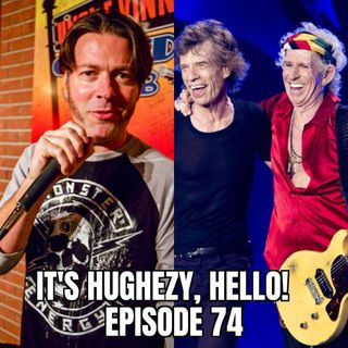 Ep. 74: Don Jamieson & The Rolling Stones