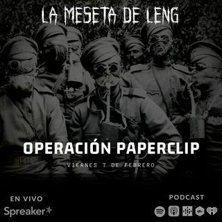 Operación Paperclip