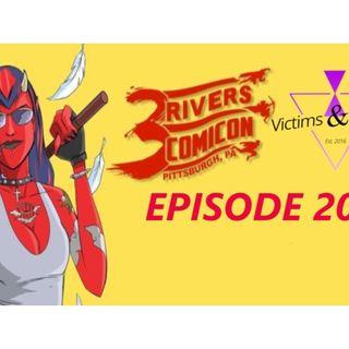 3 Rivers Comic Con (2019)