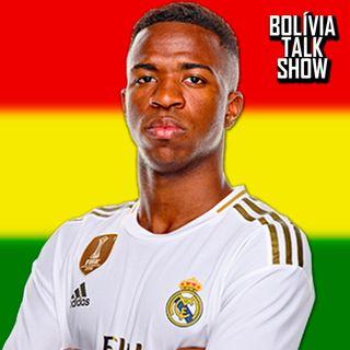 #82. Vinícius Jr: o que os jogadores do Real falam no banco de reservas - Bolívia Talk Show
