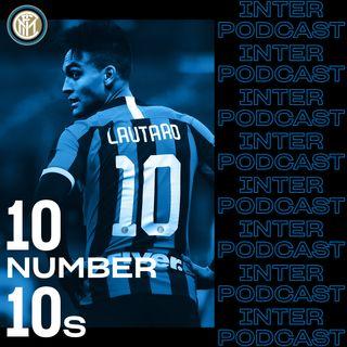 10 Number 10s - Lautaro Martinez