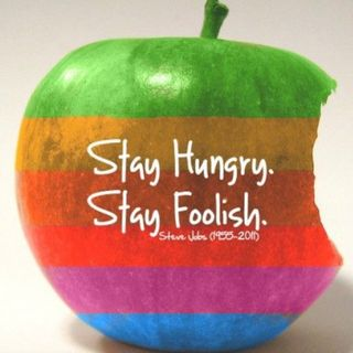 Stay foolish stay hungry !!!