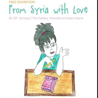 With Love From Syria (Live Launch)