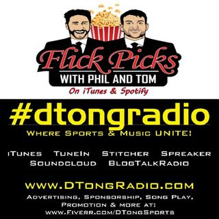 The BEST Independent Music on #dtongradio - Powered by Flick Picks w/ Phil and Tom