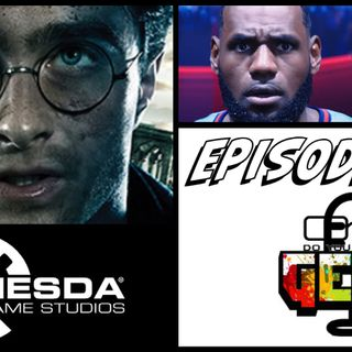 Episode 68 (Space Jam: A New Legacy, Bethesda, Infinity Score and more)