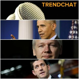 Ep. 11 TrendChat LIVE - Obamacare, Wikileaks & Pancakes