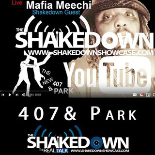 Shakedown Showcase Radio intrview Mafia Meechi