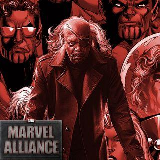 Nick Fury Vs Skrulls On Disney+ : Marvel Alliance Vol. 18